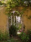 Homeleigh Garden - Back Gate