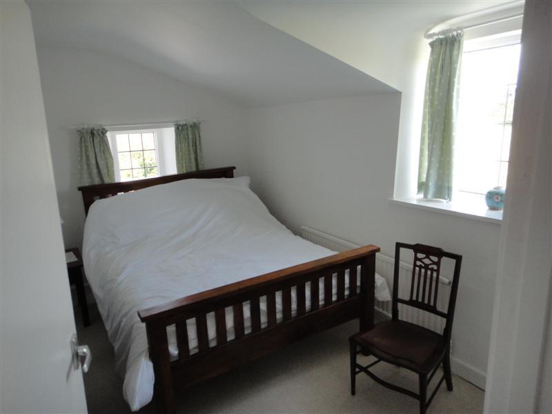 September cottage blackledge design for Dormer bedroom ideas